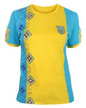 Женские футболки с вышивкой eae5ac96d5d59